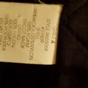casual time Jackets & Coats - Girls wool dress coat